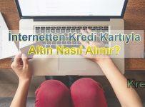 İnternetten Kredi Kartıyla Altın Nasıl Alınır?