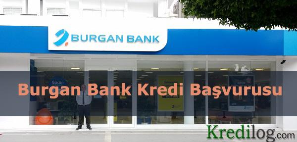 Burgan Bank Kredi Basvurusu