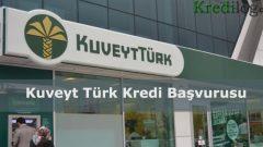 Kuveyt Türk Kredi Başvurusu 2018