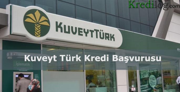 Kuveyt Turk Kredi Basvurusu