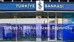 İş Bankası Kredi Başvurusu 2018
