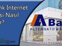 Abank İnternet Şifresi Nasıl Alınır?