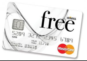 Akbank FreeAidatsız Kredi Kartı