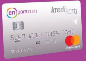 Enpara.com Aidatsız Kredi Kartı