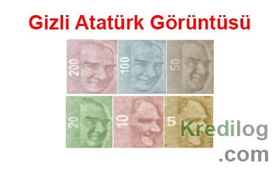 Gizli Atatürk Görüntüsü