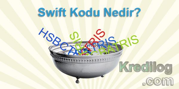Swift Kodu Nedir?
