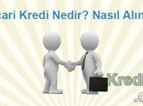 Ticari Kredi Nedir? Nasıl Alınır?