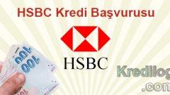 HSBC Kredi Başvurusu 2018