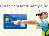 Trafik Cezalarını Kredi Kartıyla Ödemek
