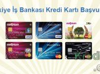 Türkiye İş Bankası Kredi Kartı Başvurusu