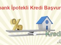 Akbank İpotekli Kredi Başvurusu