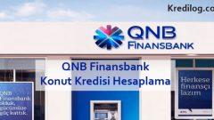 QNB Finansbank Konut Kredisi Hesaplama 2018