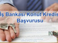 İş Bankası Konut Kredisi Başvurusu