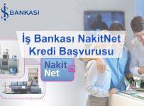 İş Bankası NakitNet Kredi Başvurusu