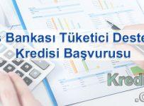İş Bankası Tüketici Destek Kredisi Başvurusu