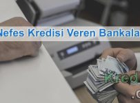 Nefes Kredisi Veren Bankalar