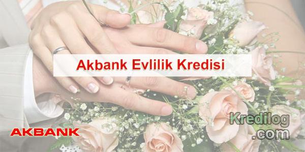 Akbank Evlilik Kredisi