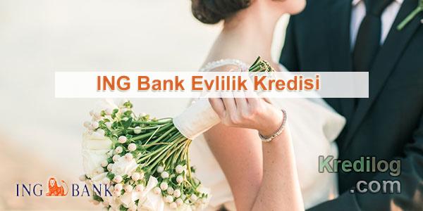 ING Bank Evlilik Kredisi