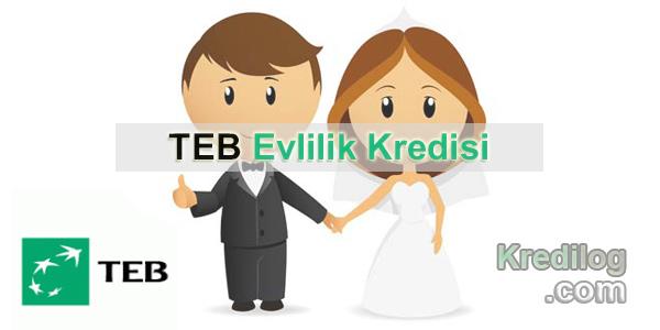 TEB Evlilik Kredisi