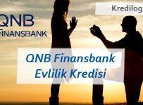 QNB Finansbank Evlilik Kredisi
