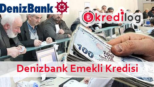 Denizbank Emekli Kredisi