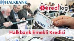 Halkbank Emeklilere Özel İhtiyaç Kredisi Başvurusu 2018