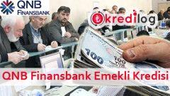 QNB Finansbank Emeklilere Özel İhtiyaç Kredisi Başvurusu 2018