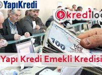 Yapı Kredi Emekli Kredisi