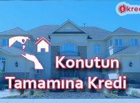 Evin Tamamına Kredi