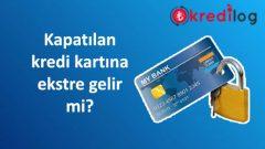 Kredi kartınızı iptal ettirmenize rağmen hala ekstre mi geliyor?