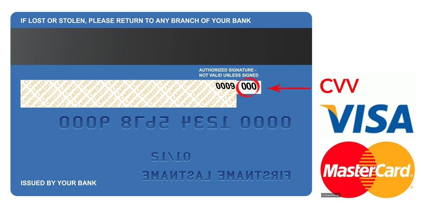 Kredi Kartı Güvenlik Kodu Nedir?