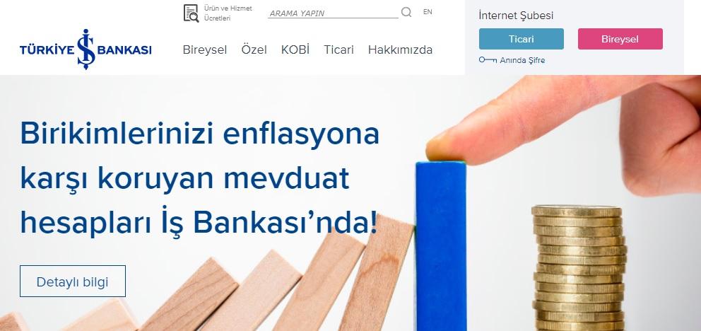 İş Bankası İnternet Bankacılığı Açma, İlk Giriş ve Şifre İşlemleri |  Kredilog.com