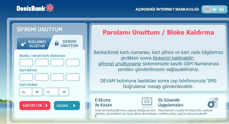 Denizbank İnternet Bankacılığı Giriş, Başvuru ve Şifre Alma İşlemleri - FvHbO1ltBbvHsgyW9SPDtnUw3s5V3EW4kpJllO3g