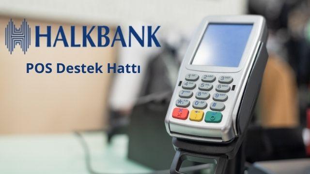 Halkbank Pos Destek İletişim