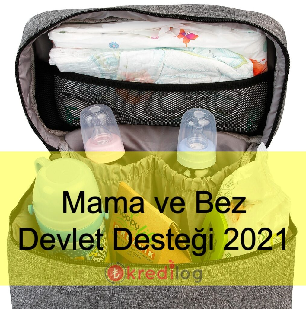 Mama ve Bez Yardımı 2021